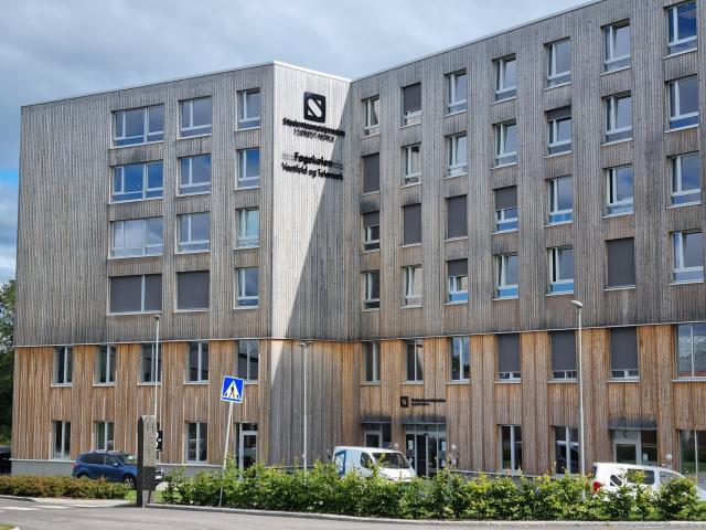 Fagskolen Vestfold og Telemark, studiested Horten